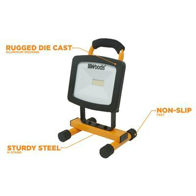 WW wl40024 Portable worklight - J. Rose Global
