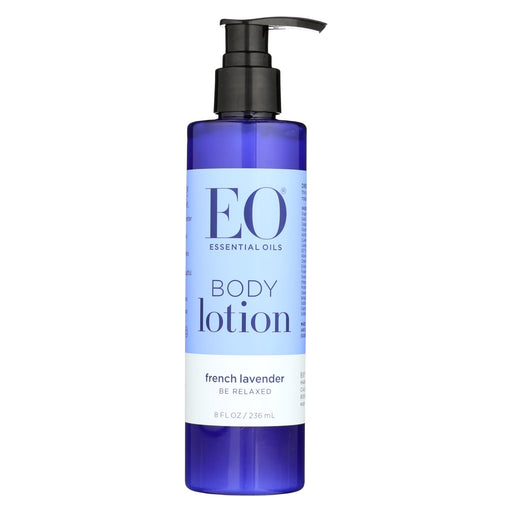 Eo Products - Everyday Body Lotion French Lavender - 8 Fl Oz - J. Rose Global