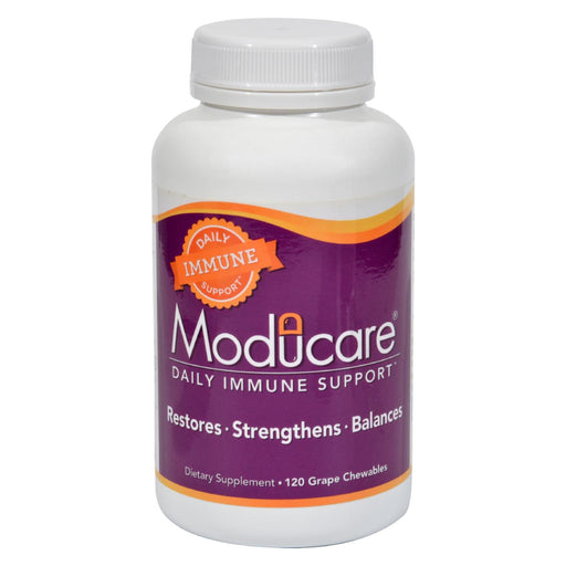 Moducare Immune System Support Grape - 120 Chewable Tablets - J. Rose Global