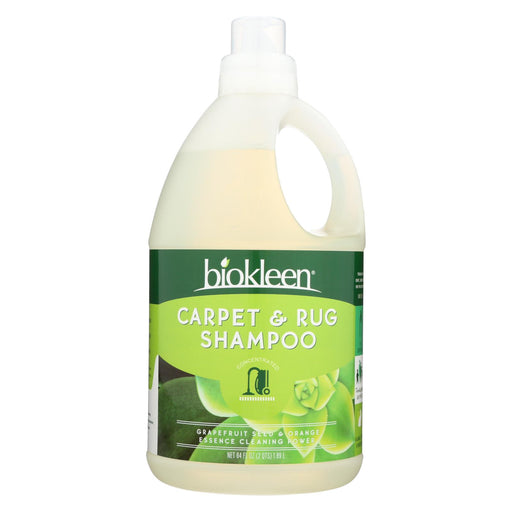 Biokleen Carpet And Rug Shampoo - 64 Fl Oz - Handley Global Group, LLC