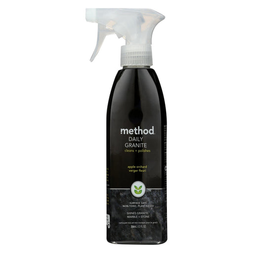 Method Granite And Marble Cleaner Spray - 12 Oz - Case Of 6 - J. Rose Global
