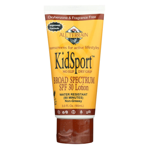 All Terrain - Kid Sport Performance Sunscreen Spf 30 - 3 Fl Oz - J. Rose Global