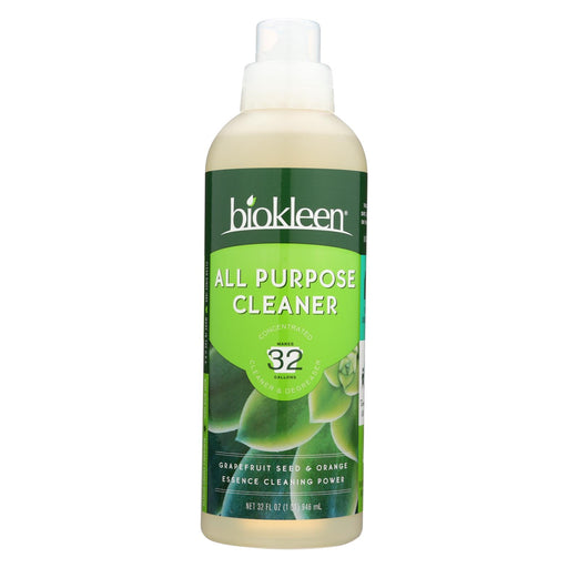 Biokleen Super Concentrated All Purpose Cleaner - 32 Fl Oz - Handley Global Group, LLC