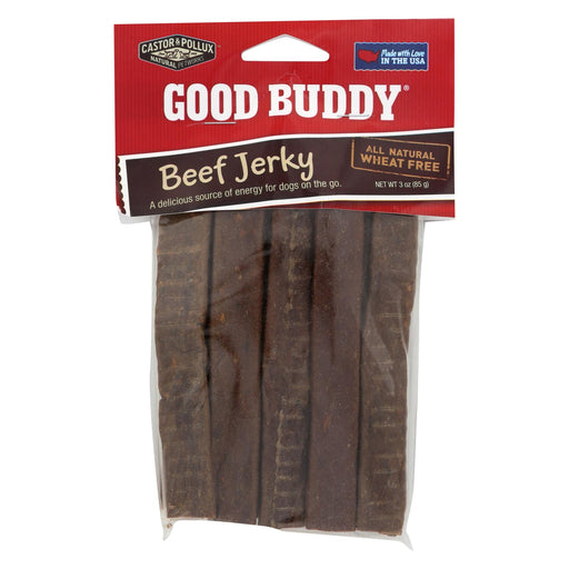 Castor And Pollux Jerky Sticks - Beef - Case Of 12 - 3.5 Oz. - J. Rose Global