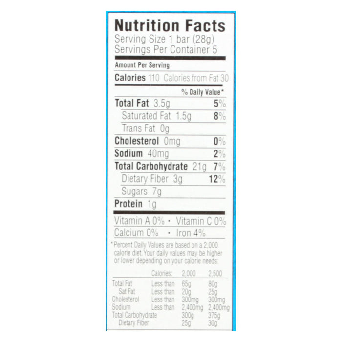 Annie's Homegrown Gluten Free Granola Bars Double Chocolate Chip - Case Of 12 - 4.9 Oz. - Handley Global Group, LLC