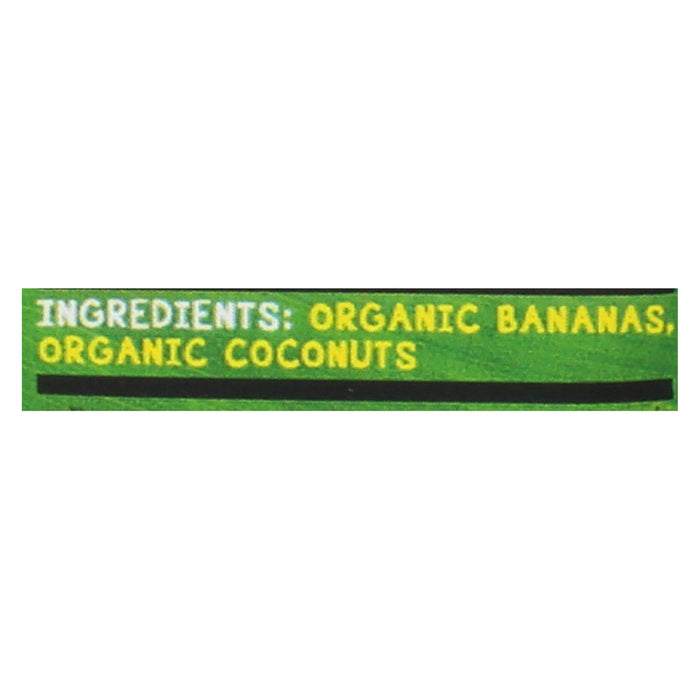 Barnana Organic Chewy Banana Bites - Coconut - Case Of 12 - 1.4 Oz - Handley Global Group, LLC
