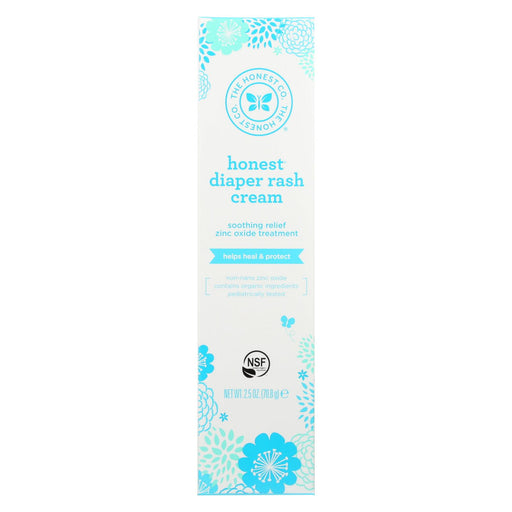 The Honest Company Honest Diaper Rash Cream - 2.5 Oz - J. Rose Global