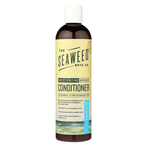 The Seaweed Bath Co Conditioner - Moisturizing - Unscented - 12 Fl Oz - J. Rose Global