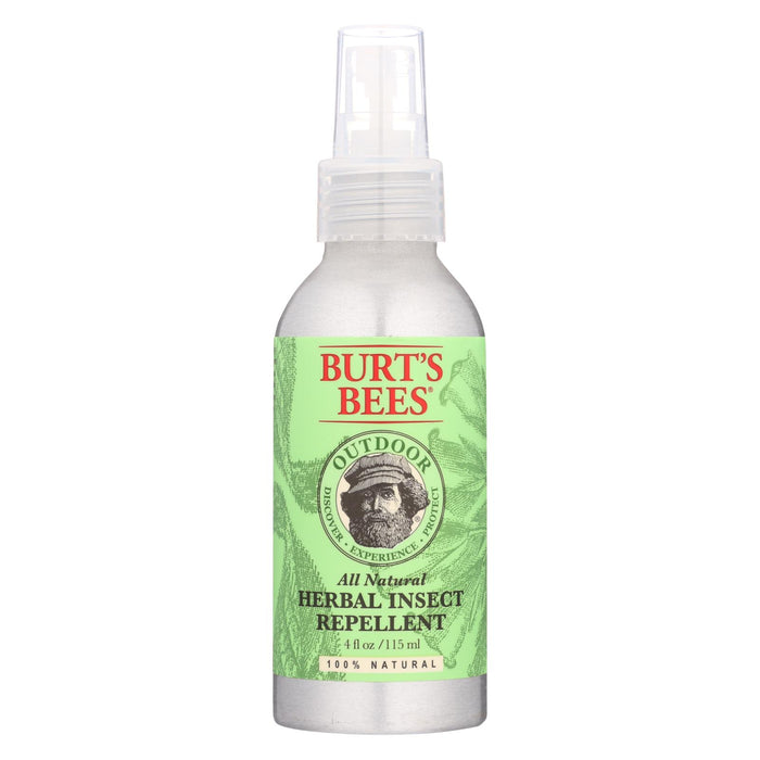 Burts Bees - Insect Repellent Herbal - 4 Fz - J. Rose Global