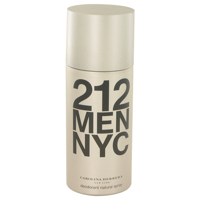 212 by Carolina Herrera Deodorant Spray 5 oz for Men - Handley Global Group, LLC