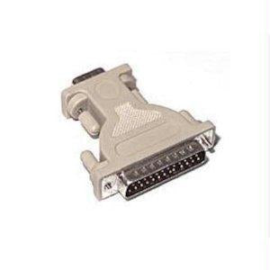 C2g Db9 Female To Db25 Female Serial Adapter - J. Rose Global
