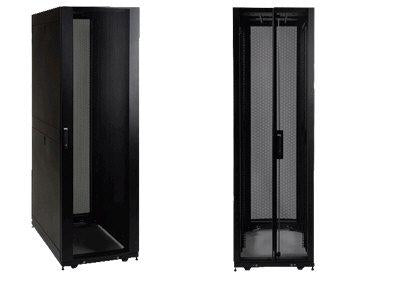 Tripp Lite 48u Rack Enclosure Server Cabinet Doors & Sides 3000lb Capacity - J. Rose Global