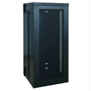 Tripp Lite 26u Wall Mount Rack Enclosure Server Cabinet Hinged W- Door & Sides - J. Rose Global