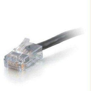 Legrand C2g 25ft Cat6 Non-booted Network Patch Cable (plenum-rated) - Black - J. Rose Global