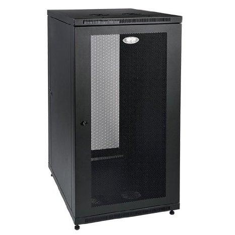 Tripp Lite Smartrack 24u Mid-depth Rack Enclosure Cabinet - J. Rose Global