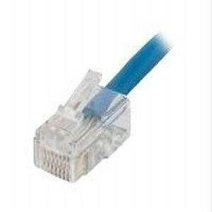 C2g Qs 7ft Cat5e Non Booted Cmp Blu - J. Rose Global