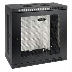 Tripp Lite 12u Wall Mount Rack Enclosure Server Cabinet Wallmount 13 Inch Depth - J. Rose Global