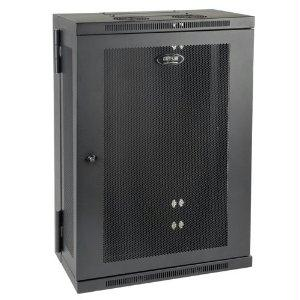 Tripp Lite 18u Wall Mount Rack Enclosure Server Cabinet Hinged Wallmount 13 Inch Depth - J. Rose Global