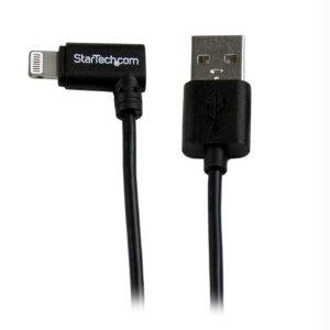 Startech Charge Or Sync Your Iphone, Ipod, Or Ipad With The Cable Out Of The Way-black Li - J. Rose Global