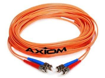 Axiom Sc-sc Om2 Fiber Cable 30m - J. Rose Global