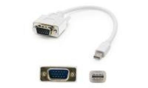 Add-on Addon 5pk 3.0ft Mdp To Vga M-m Adapter - J. Rose Global