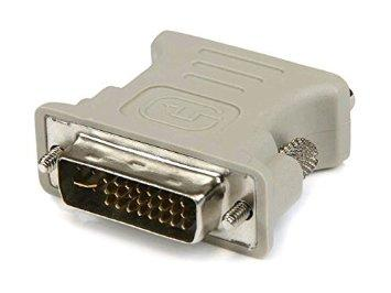 Startech Connect Your Vga Display To A Dvi-i Source - Dvi To Vga Cable Adapter - Dvi To V - J. Rose Global