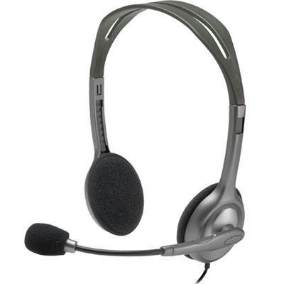 Logitech Stereo Headset H111 - J. Rose Global
