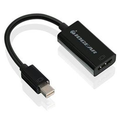 Iogear Allows You To Connect Your Mini Displayport Or Thunderbolt Equipped Video Source - J. Rose Global