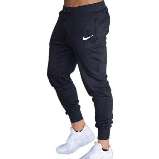 New Spring Autumn Brand Gyms Men Joggers Sweatpants Men's Joggers Trousers Sporting Clothing The High Quality Bodybuilding Pants - J. Rose Global