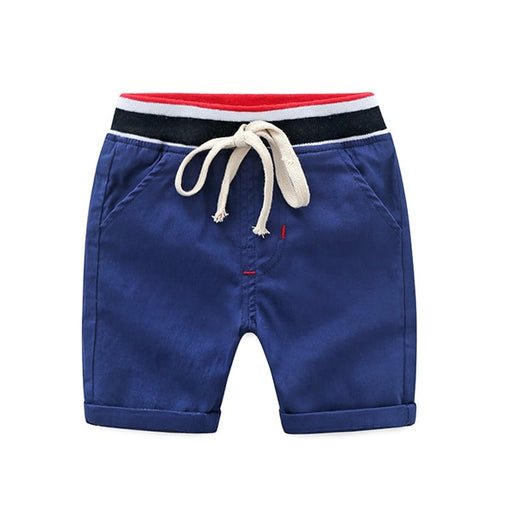 Yilaku baby boys shorts 100% cotton kids shorts 90 size can open short garcon children short enfant CI062 - J. Rose Global