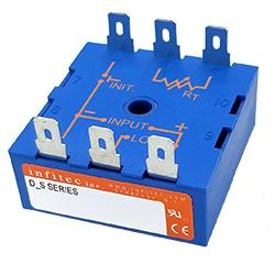 Time Delay Relays DS Series from Infitec inc.