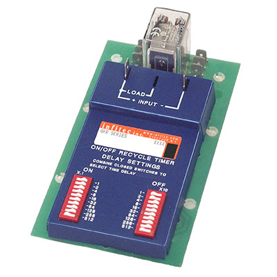 Time Delay Relays GRR Series from Infitec inc.