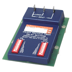 Time Delay Relays GRS Series from Infitec inc.