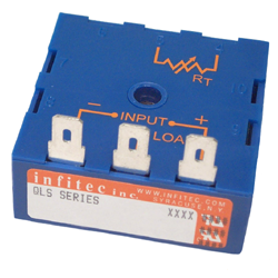 Time Delay Relays QLS Series from Infitec inc.