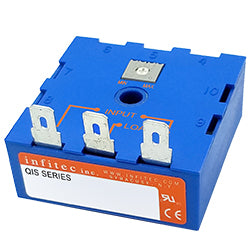 Time Delay Relays QS Series from Infitec inc.