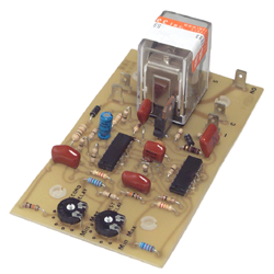 Time Delay Relays SRR Series from Infitec inc.