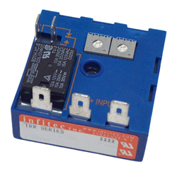 Time Delay Relays TRR/TDIR Series from Infitec inc.