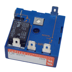 Time Delay Relays TSR Series from Infitec inc.