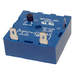 Time Delay Relays UMS Series from Infitec inc.