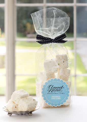 Coconut and Lime Marshmallows from Cloud Nine