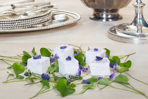 Crème de Violette Marshmallows - Larger Quantities