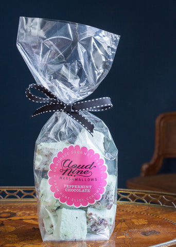 Cloud Nine Peppermint Chocolate Marshmallows packets