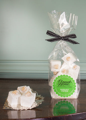 Cloud Nine Hazelnut Liqueur Marshmallows