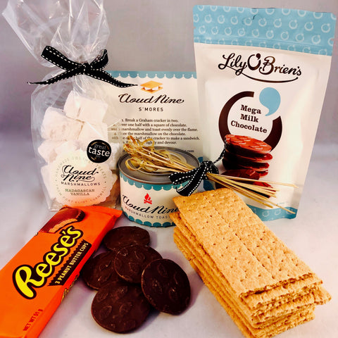 The Supreme Cloud Nine S'Mores Kit