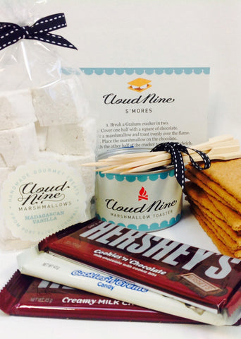 The Cloud Nine S'Mores Kit