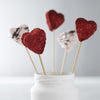 Valentines Champagne Strawberries Marshmallow Hearts