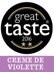 Cloud Nine Marshmallow's Great Taste Award for Creme de Violett Marshmallows