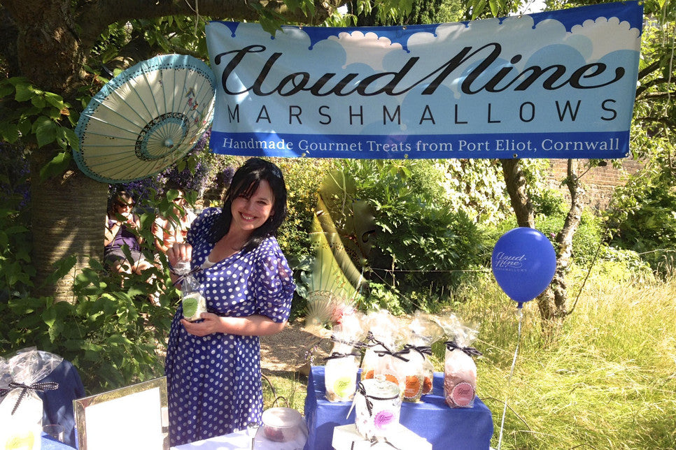The Cloud Nine Marshmallows Stall