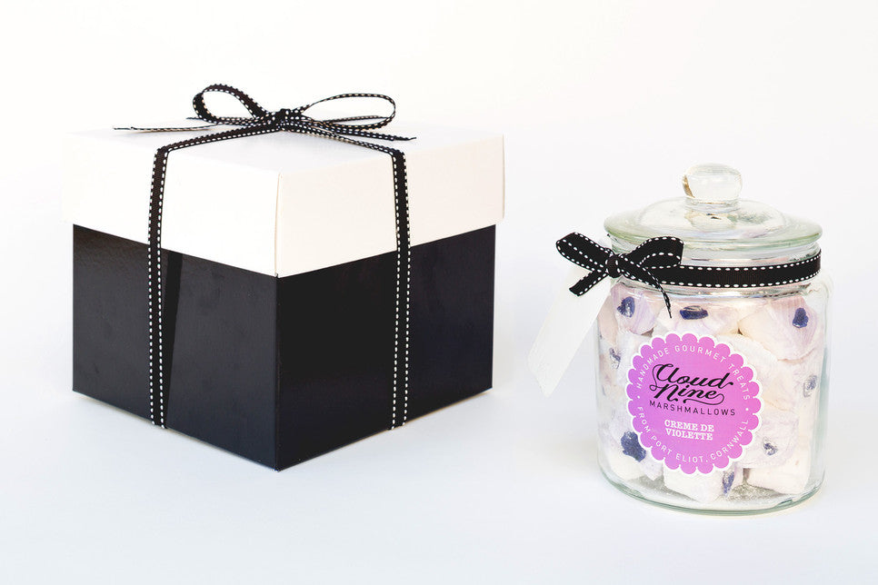 The Cloud Nine Marshmallow Jar