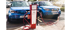 Rolec Provide Over 1,000 EV Charging Points For KIA UK